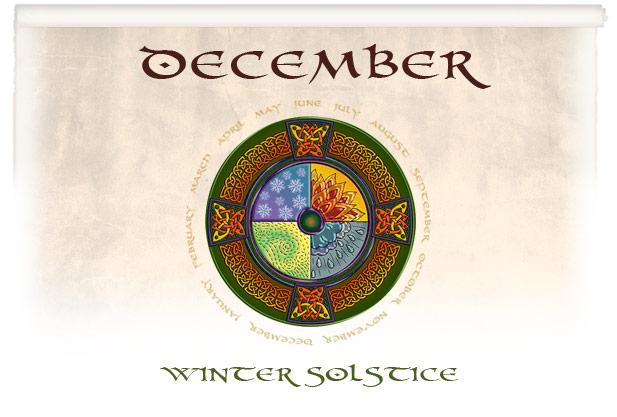 Celtic Ritual December | Celtic Sacred Calendar