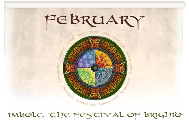 Celtic Ritual February | Celtic Sacred Calendar